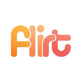 obraz przedstawia logo portalu flirt dla wszystkich szukających znajomości